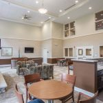 Great Community Room at The Legends at Whitney Town Center
