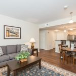 Ironwood Floor Plan Living Area at Legends at Whitney